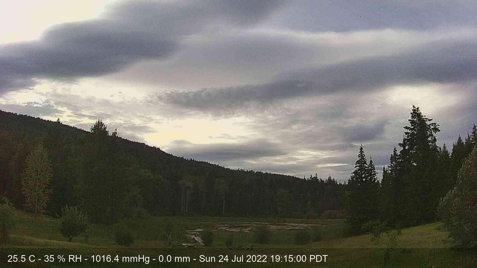 Boulder Moutain - Chinnok Cove Cam